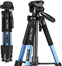 MACTREM Mactrem.03 PT55 Travel Camera Tripod Lightweight Aluminum for DSLR SLR Canon..