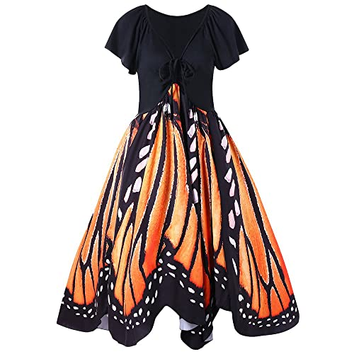 5f3d60e6c Butterfly Dresses  Amazon.com