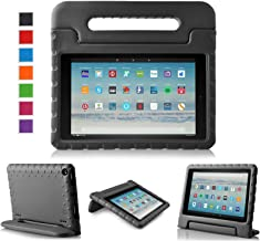 LTROP All-New Amazon Fire HD 10 Case - Shock Proof Convertible Handle Stand Kids Friendly Fire HD 10 Tablet Case for Kids ...