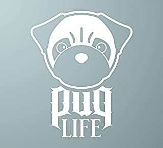 Best pug life decal Reviews
