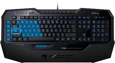 Roccat ROC-12-721 Isku - Illuminated Gaming Keyboard