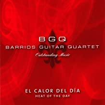 barrios guitar quartet
