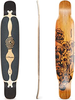 Loaded Boards Bhangra Bamboo Longboard Skateboard Deck