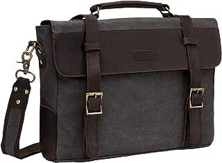 canvas messenger bag mens