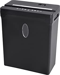 Sentinel FX81B 8-Sheet High Security Cross-Cut Paper/Credit Card Shredder
