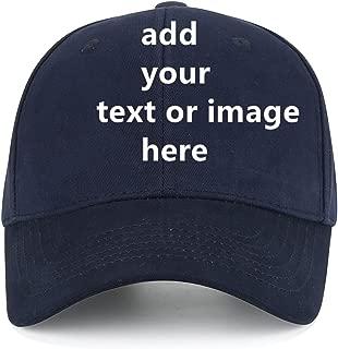 personalized kids baseball hats