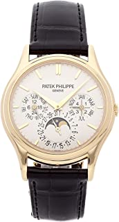 Patek Philippe Grand Complications Mechanical (Automatic) Silver Dial Mens Watch 5140J-001 (Certified Pre-Owned)