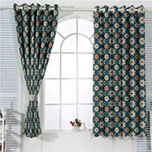 Best meadow floral curtain panel eclipse Reviews