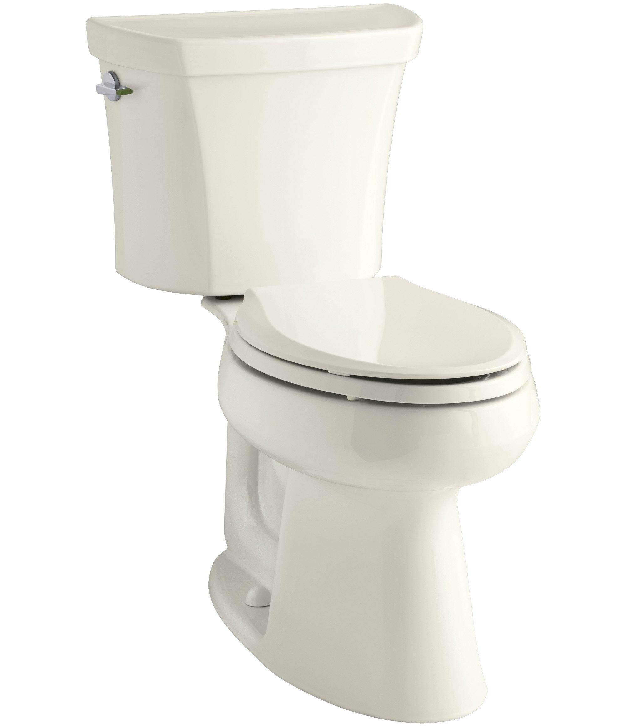 K 3989 96 Wellworth Two Piece Dual Flush Elongated