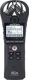 Zoom H1n Handy Recorder (2018 Model) (Renewed)