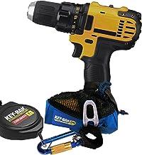 Key-Bak Pro Ferramenta para furadeira elétrica sem fio ToolMate (certificação ANSI 121)