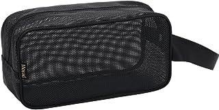 Moyad Quick Dry Shower Caddy Mesh Hygiene Bag Personal Toiletries Organizer Tote Bag for Swimming, Bath, Gym, Travel