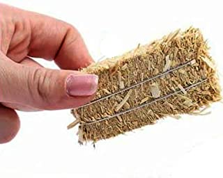 Hay Bales - Miniature Floral - Real Hay for Crafting - 2