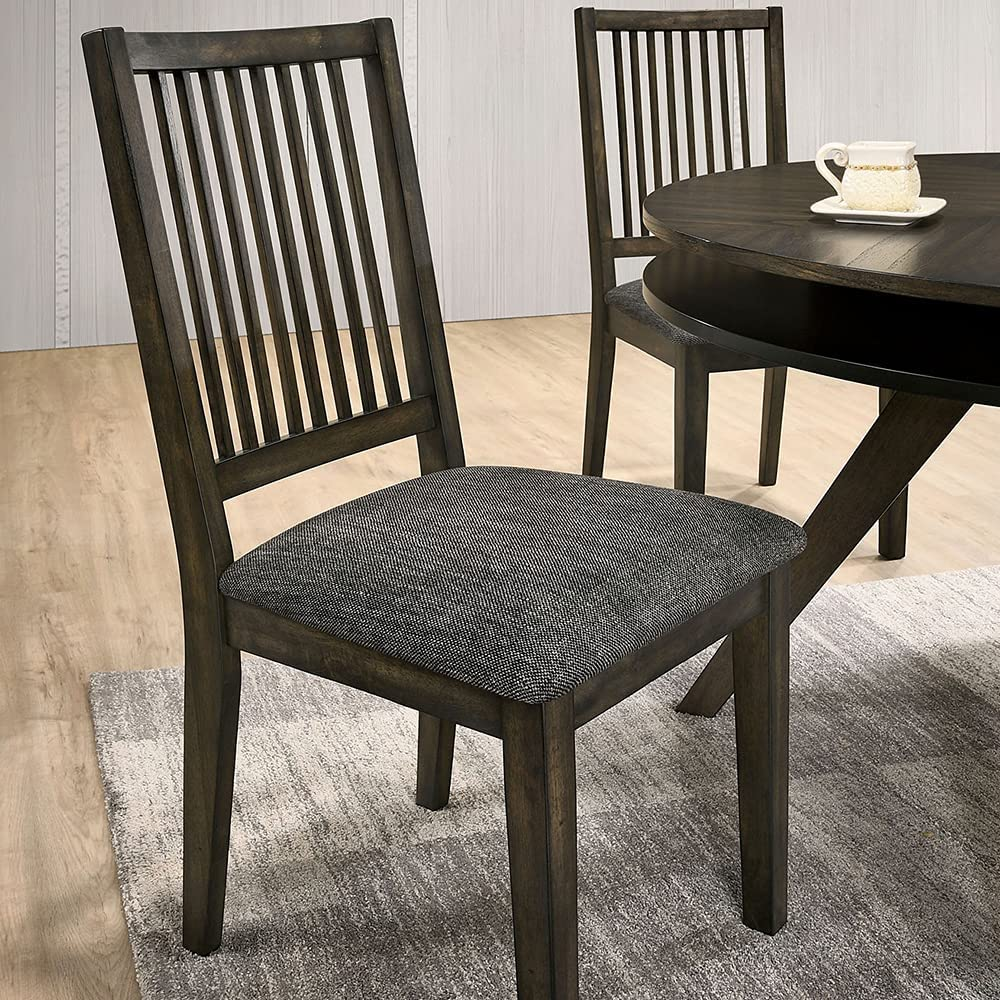 William's Import Home Furnishing Cherie Excellence Gray Side Chair