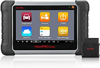Autel MP808TS MaxiPRO Automotive Diagnostic Scanner with TPMS Service Function and Wireless Bluetooth (Prime Version of Maxisys MS906TS)