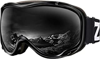 عینک اسکی اسنوبرد اسکی ZIONOR Lagopus Sv عینک برفی ضد مه برای مردان جوانان