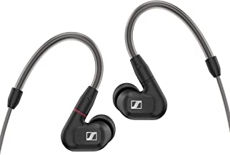 Sennheiser IE 300 in-Ear Audiophile Headphones - Sound Isolating with XWB Transducers for Balanced Sound, Detachable Cable...