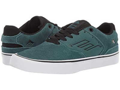 Emerica Low Vulc (Teal/Black) Men