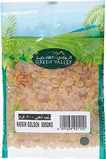 Green Valley Raisan Golden, 500 gm
