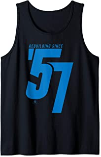 Rebuilding Since 57 (2019 Edition) Tank Top