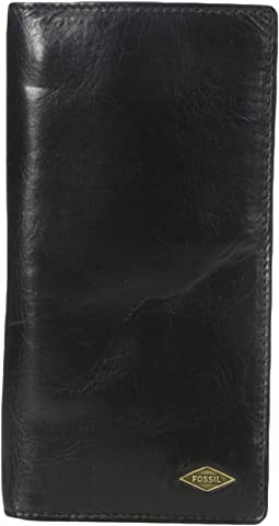 Fossil - Ryan RFID Leather Executive Wallet