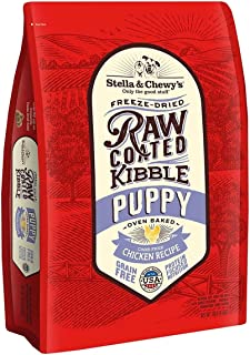 Stella And Chewy 22Lb Raw Coated Puppy Kibble