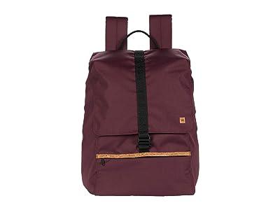 tentree Brooklyn Pack (Merlot Red) Backpack Bags