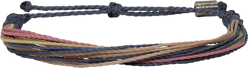 Life on Motion Handmade Bracelet Star Waterproof Adjustable Modern Multi Strand String Jewelry Wax Coated for Men Women Teens Girls Couples Friendship Beach Life…
