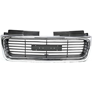 Amazon Com Grille Assembly Compatible With 1998 2001 Gmc Jimmy