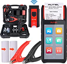 $599 » Autel MaxiBAS BT608 Battery Tester, Car Battery Cranking Starter Alternator Diagnostic, Intelligent Automotive Battery Reg...