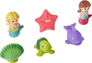 Best mermaid bath toy set Reviews