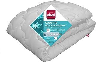Abeil Couette Douceur Absolue Chaude 220 x 240 cm - blanc