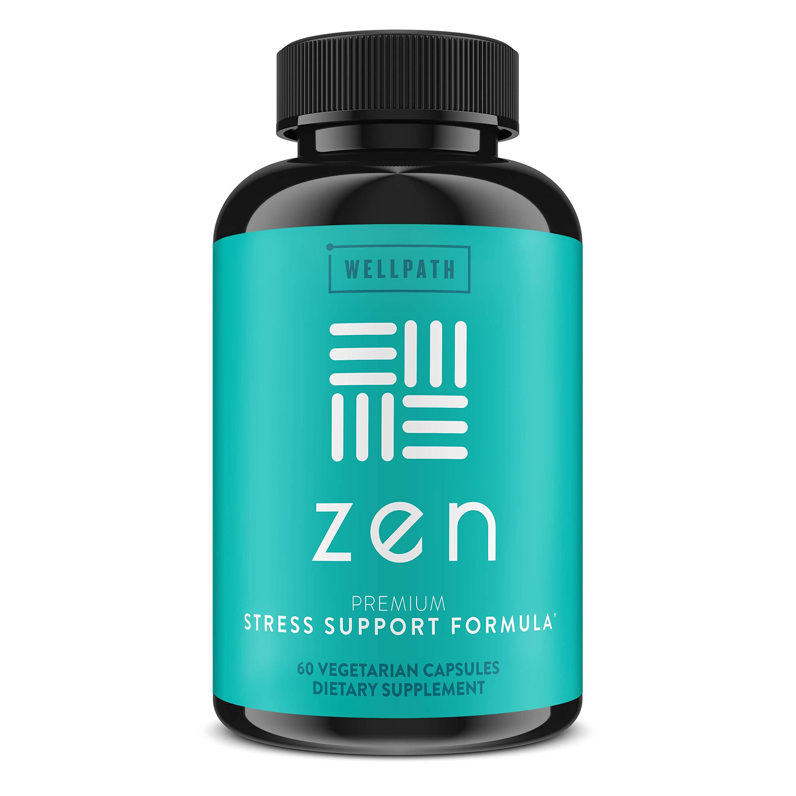Zen Anxiety Stress Relief Supplement