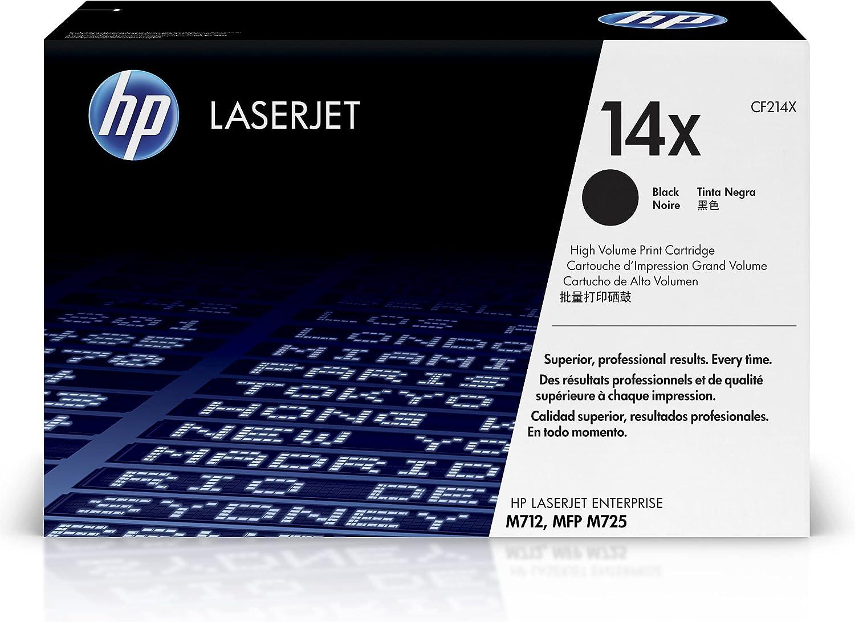 HP 14X | CF214X | Toner-Cartridge | Black | High Yield