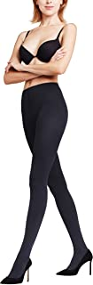FALKE Strumpfhose Pure Matt 100 Denier Damen schwarz blau viele weitere Farben verstärkte Feinstrumpfhose ohne Muster blickdicht reißfest matt und dick 1 Stück