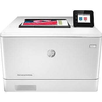 HP Color Laserjet Pro M454dw - Impresora Láser Monocromo (A4 Negro, hasta 27 ppm, de 750 a
