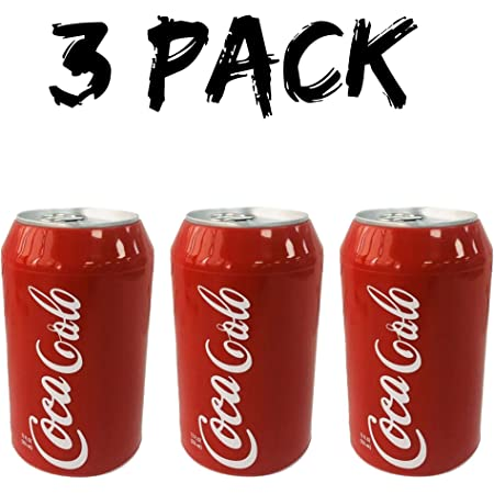 Cosye Soda Can Sleeve Silikon Bierdose Cover Drink Can Suit f/ür Outdoor-Events f/ür Fu/ßballspiele Beer Can Sleeve Hide A Beer