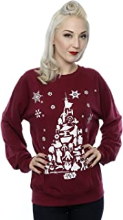Women's Christmas Tree Sweatshirt