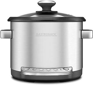 Gastroback Design Multicooker, SILVER/BLACK