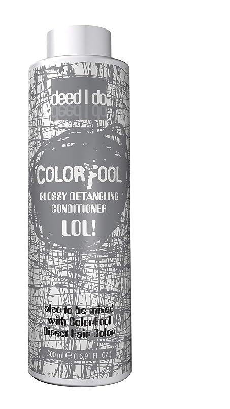 司教教師の日静的Colorfoolライン専用のコンディショナー補修用 - 500 ml