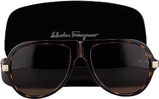 db159ba6ec Salvatore Ferragamo SF662SP Sunglasses Havana w Brown Lens 214 SF 662SP