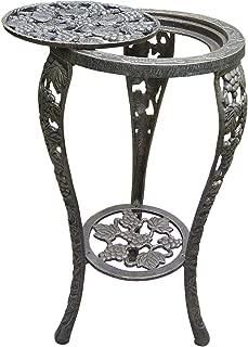 Best antique cast iron plant stand Reviews
