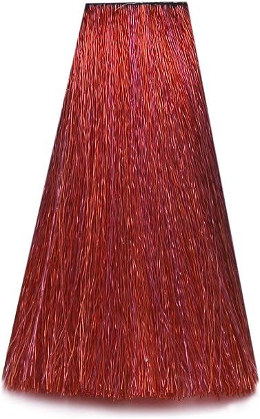 Arual Tinte Nº 7.66 Rubio Medio Rojo Intenso 60ml: Amazon.es ...