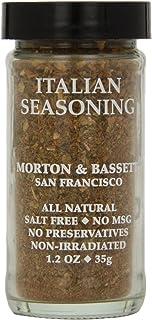 Morton & Bassett Italian Seasoning, 1.2-Ounce jar