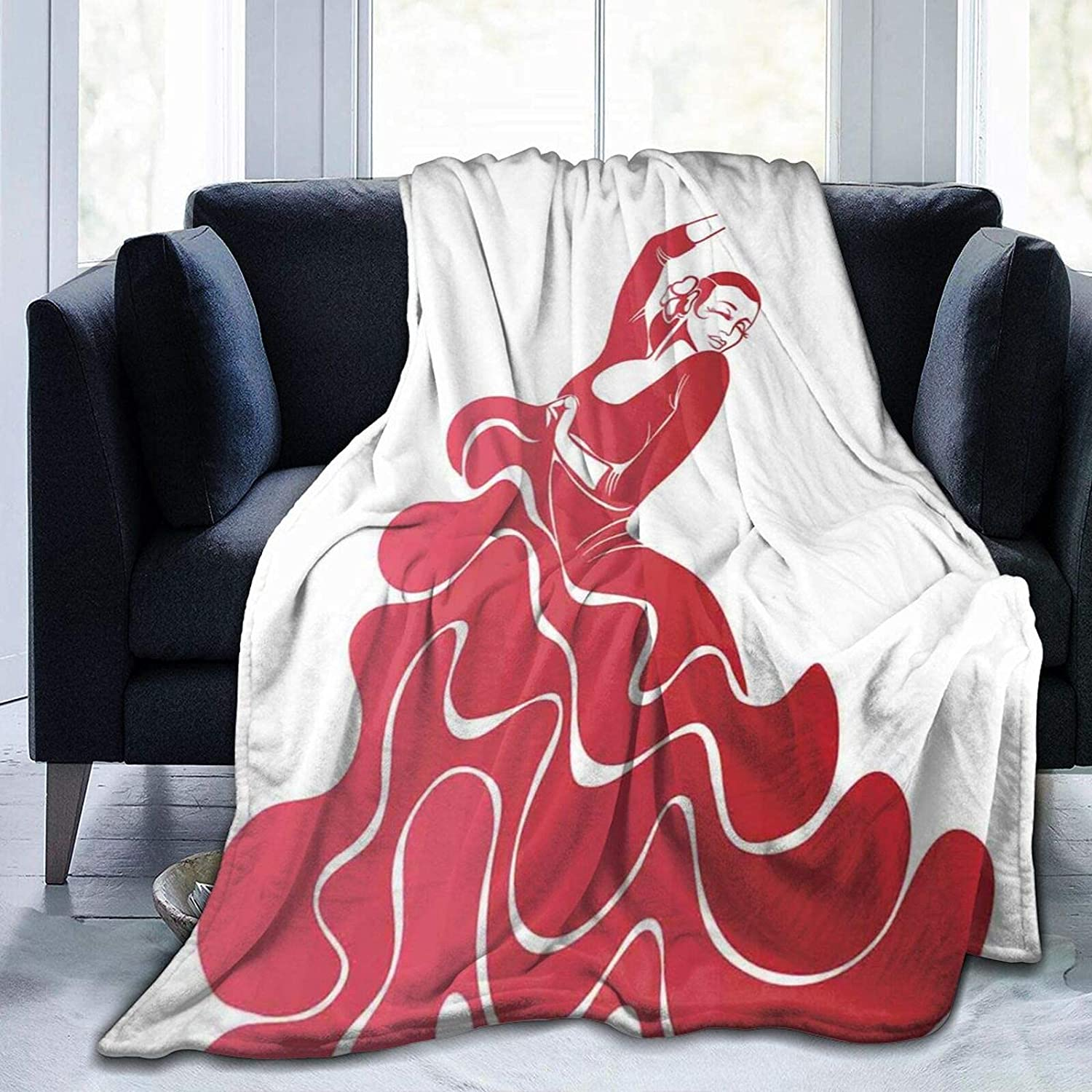 Fuzzy Throw Blanket Plush Fleece Unisex Blankets Translated for To Adults Max 78% OFF