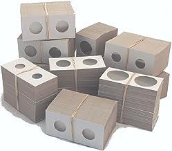 NEW 35 Large Dollar Coin Flips Cardboard 2x2 Holders Sampler of 35 Flips