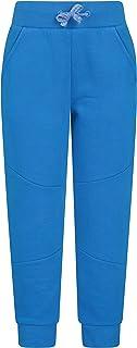 Mountain Warehouse Pantalones de chándal Athletic para niños - Cintura Ajustable, Transpirables, Bolsillos Delanteros y fá...