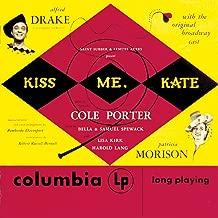 Kiss Me, Kate 1948 Original Broadway Cast