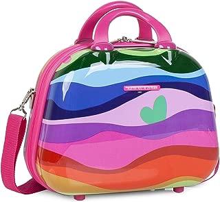 Waves Travel Toiletry Bag, 35 cm, 5 Litres, Fuchsia