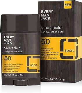 Sponsored Ad - Every Man Jack SPF 50 Face Shield, Sun Stick, 1.5-ounce